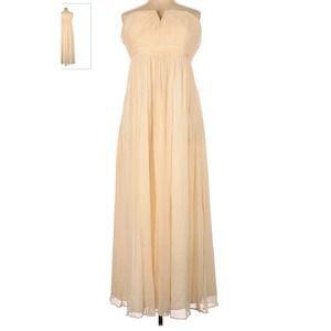 J. Crew Nadia Long Dress Wedding Bridesmaid Prom